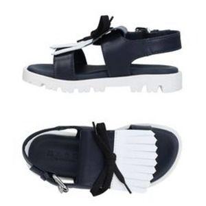 NIB - Marni Toddler Boy Sandals